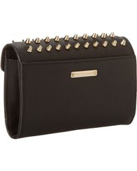 Rebecca Minkoff Mini Wallet On A Chain with Studs - Lyst