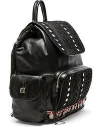 Simone Camille The Mirrors Backpack - Lyst