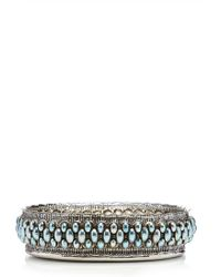 Buccellati - One Of A Kind Sterling Silver And Nacre Pearl Bowl - Lyst
