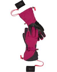 The North Face - 'montana E-tip' Waterproof Tech Compatible Gloves - Lyst