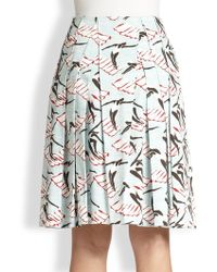 Carolina Herrera Swimming Ladies Skirt - Lyst