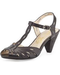 Seychelles Trip The Light Midheel Sandal - Lyst