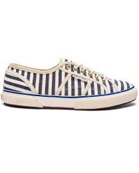 Scotch & Soda - X Superga Classic Sneakers - Lyst