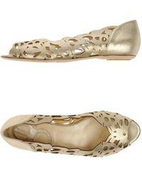 Aennis Eunis - Ballet Flats - Lyst