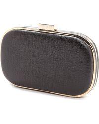 Anya Hindmarch Mini Marano Card Case Clutch  - Lyst