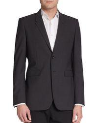 Burberry Prorsum Wool-Blend Sportcoat - Lyst