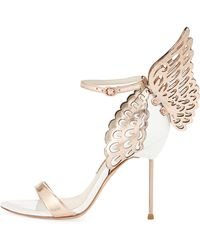 Sophia Webster Evangeline Angel Wing Sandal - Lyst