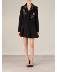 Sharon Wauchob - Embroidered Floral Jacket - Lyst