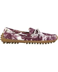 Cole Haan Grant Canoe Canvas Camp Moccasins