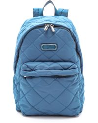 Marc By Marc Jacobs - Crosby Quilt Backpack - Black - Lyst