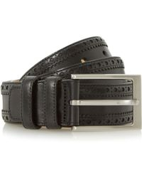 Dune - Proudluck Leather Belt - Lyst