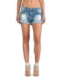 Anine Bing | Denim Shorts | Lyst