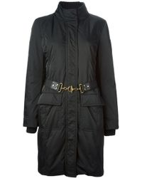 Gucci Padded Coat - Lyst