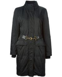 Gucci Padded Coat - Lyst