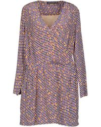 Antik Batik M Short Dress - Lyst