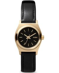 Nixon The Small Time Teller Watch, 26Mm - Lyst