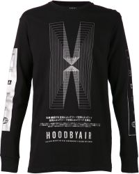 Hood By Air Metallic Movie Graphic T-shirt - Lyst