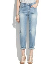 Madewell The Perfect Summer Jean - Lyst