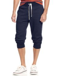 Tommy Hilfiger Blue Hancock Sweatpants - Lyst