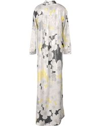 Diane von Furstenberg Long Dress - Lyst