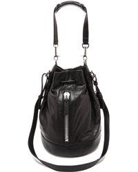 Mackage Matos Bucket Bag  Black - Lyst
