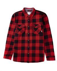Vans Hixon Shirt - Lyst