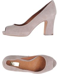 Vienty - Courts with Open Toe - Lyst