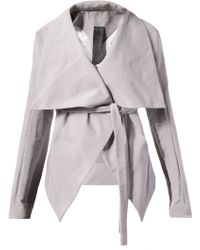 Gareth Pugh Exaggerated Jacket - Lyst
