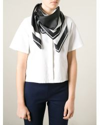 Each x Other - 'photo' Robert Montgomery Collarboration Scarf - Lyst