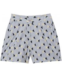 Chinti And Parker Bow Long Shorts - Lyst