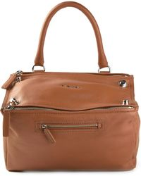 Givenchy Stud Pandora Tote - Lyst