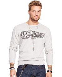Denim & Supply Ralph Lauren Eagle Wing Sweatshirt - Lyst