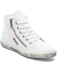 Superga Cotdu High Top - Lyst