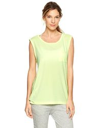 Gap Fit Breathe Sleevelss Tee - Lyst
