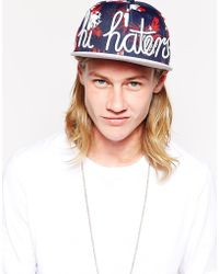 Cayler & Sons - Cayler And Sons Haters Cap - Lyst