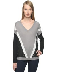 Ella Moss Carrie Pullover - Lyst