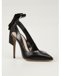 Nicholas Kirkwood Origami Leather Pumps - Lyst