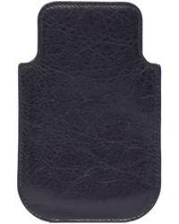 Balenciaga Classic Smart Phone Pouch - Lyst
