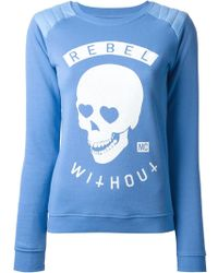 Zoe Karssen Rebel Sweater - Lyst