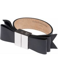 Balenciaga Multi Bow Bracelet - Lyst