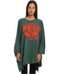 Vivienne Westwood Anglomania Chicken Sex Elephant Tshirt - Lyst