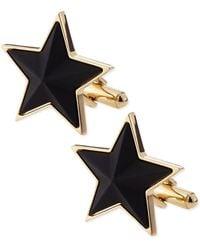 Givenchy Blackstar Cuff Links - Lyst