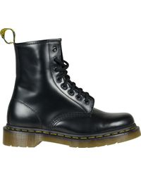 Dr. Martens Anfibio Nero Milled Smooth - Lyst