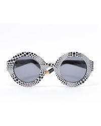 Louis Vuitton Preowned Kusama Rond Dots Sunglasses - Lyst
