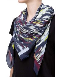 7 For All Mankind - Foulard Lime Drops - Lyst