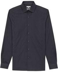 Reiss Swift Small Collar Shirt - Lyst
