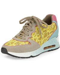 Ash Love Lace Leather Sneakers - Lyst