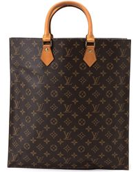 Louis Vuitton Tote Bag brown - Lyst