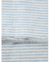 Frescobol Carioca Striped Beach Towel blue - Lyst