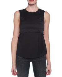 T By Alexander Wang Bandeau Top - Lyst